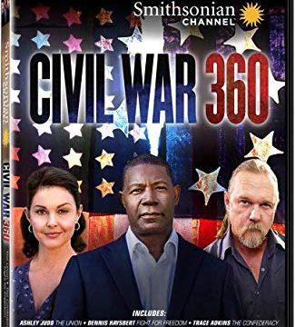 Americká občanská válka 360° /  1.díl -dokument