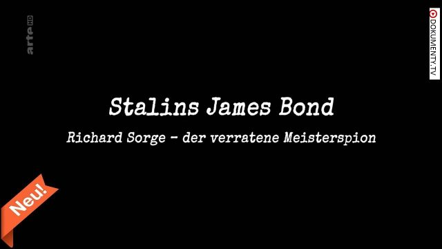 Stalinův James Bond -dokument