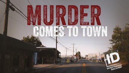 Vražda přichází: Vražda manželů Lewisových -dokument