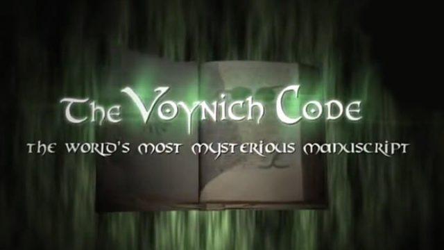 Vojničův kód: Nejzáhadnější světový rukopis -dokument