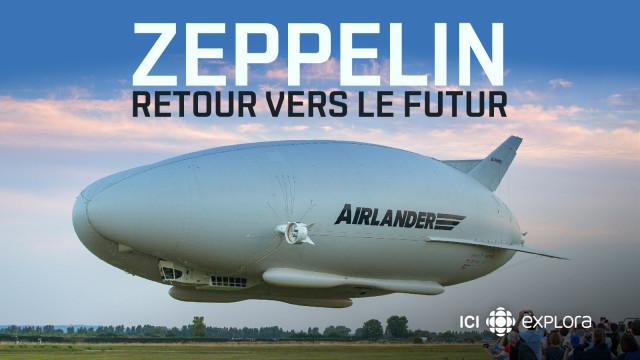 Vzducholodě, zpátky do budoucnosti -dokument