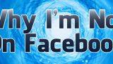 Proč nejsem na Facebooku -dokument