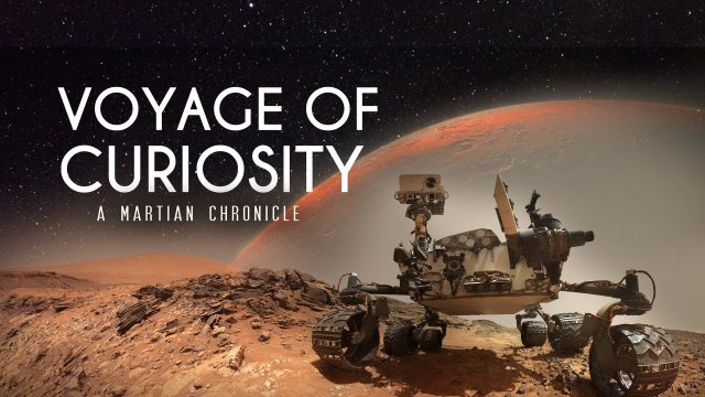 Výprava sondy Curiousity -dokument