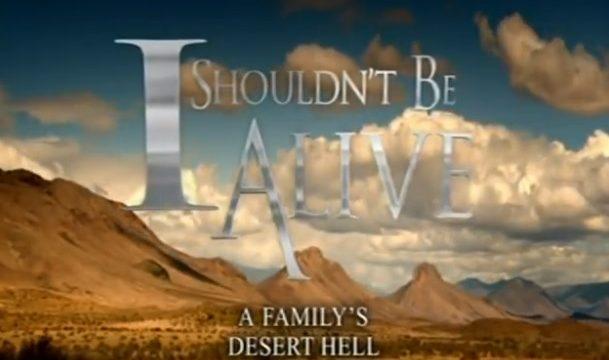 Přežít! : Rodina v pouštním pekle -dokument