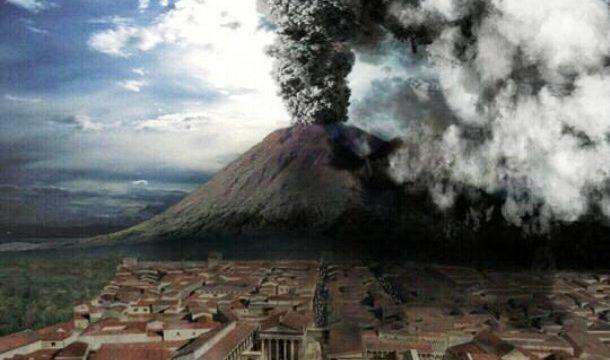 Data, která měnila historii / 9.díl: 24. srpna 79: Zničení Pompejí -dokument