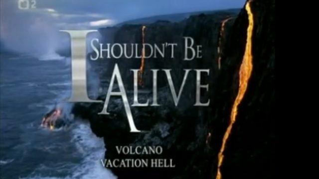 Přežít! : Dovolená v sopečném pekle -dokument