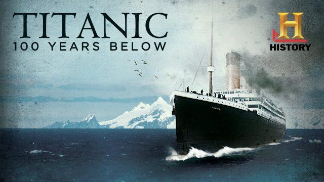 Titanic 100: Záhada vyřešena / Rozluštěná záhada Titaniku -dokument