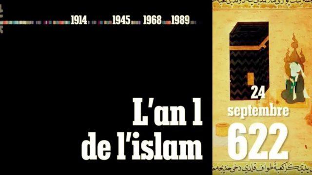 Data, která měnila historii / 6.díl: 622: Začátek muslimských dějin -dokument