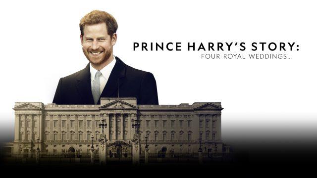 Příběh prince Harryho: Čtyři královské svatby -dokument