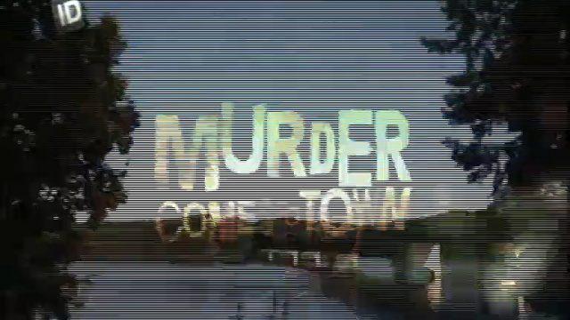 Vražda přichází -Zavraždění rodiče -dokument