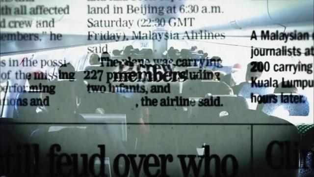 Vetřelci dávnověku: Případy zmizení -dokument