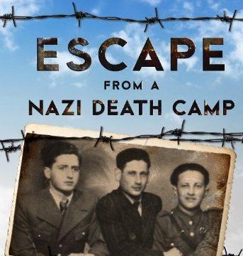 Nacistický tábor smrti: velký únik -dokument