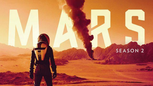 Mars – Série 2 / část 2: Oddělené světy  -dokument