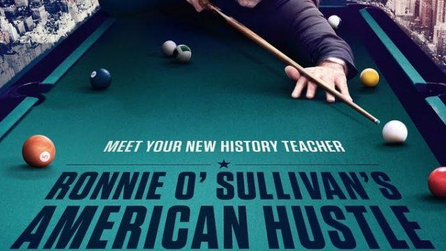 Americký šťouch Ronnieho O'Sullivana / 1.díl: New York -dokument