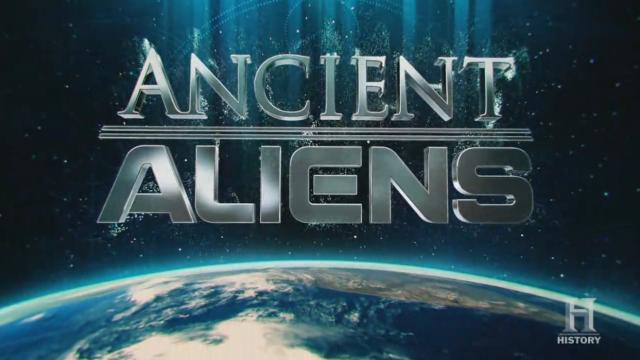 Vetřelci dávnověku: UFO Konspirace -dokument