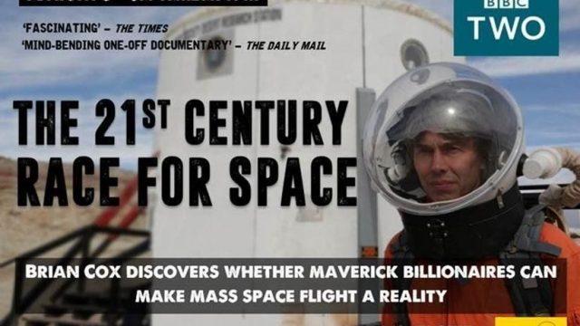 Vesmírný závod 21. století -dokument