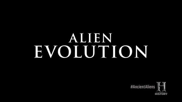 Vetřelci dávnověku: Mimozemská evoluce -dokument