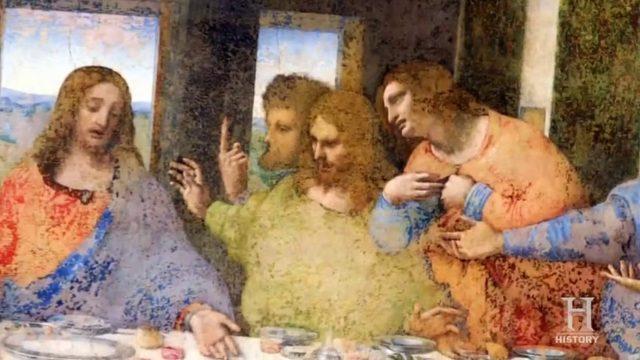 Vetřelci dávnověku: Da Vinciho zakázané kódy -dokument