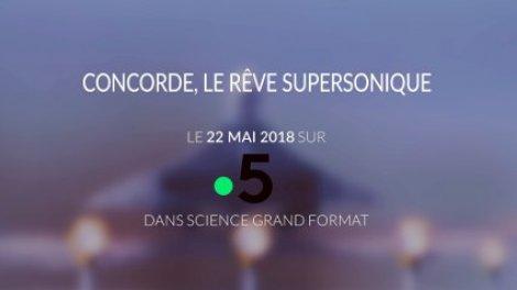 Concorde – nadzvukový závod /  2.díl -dokument