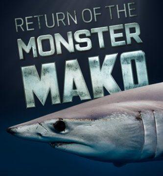 Návrat obrovského žraloka Mako -dokument