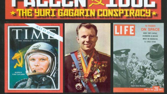 Padlý idol: Konspirace Jurije Gagarina -dokument