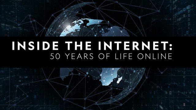 V zákulisí internetu aneb 50 let života online -dokument