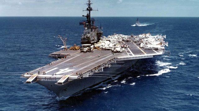 Letadlová loď USS Midway -dokument