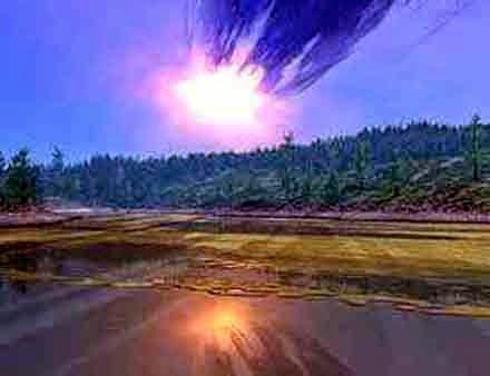 Země: Území záhad – Tunguský meteorit -dokument