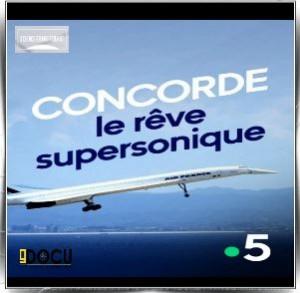 Concorde – nadzvukový závod /  1.díl -dokument