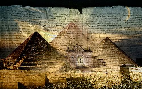 Země: Území záhad – Tajemstvi egyptskych pyramid -dokument