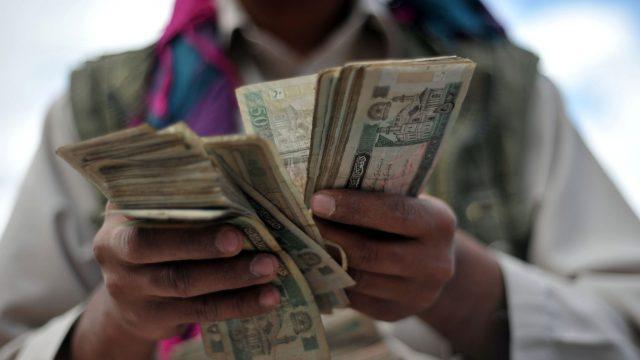 Afganistan, po stopách peňazí -dokument