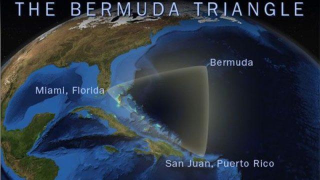 Země: Území záhad – Bermudský trojuhelnik -dokument