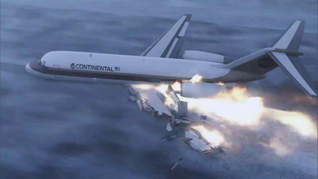 Letecké katastrofy: Zimní smrt -dokument