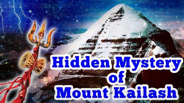 Země: Území záhad – Kailas – Posvátná tibetská hora -dokument