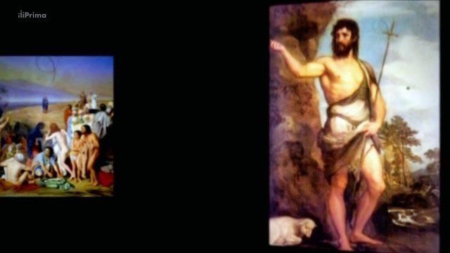 Země: Území záhad – Božské stopy -dokument