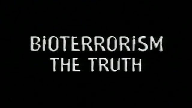 Bioterorismus: Mýty a skutečnost -dokument