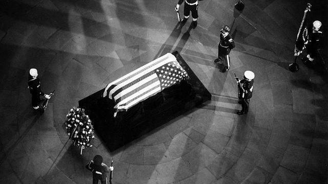 1963: Pohřeb J. F. Kennedyho -dokument