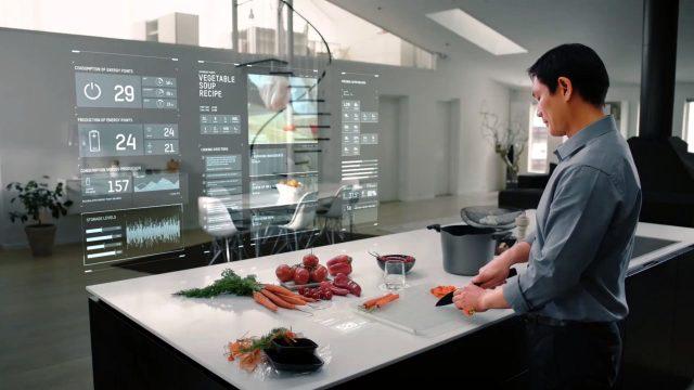 Svět budoucnosti: Budoucnost vareni -dokument