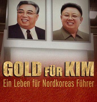 Zlato pro Kima: Život pro vůdce Severní Koree -dokument