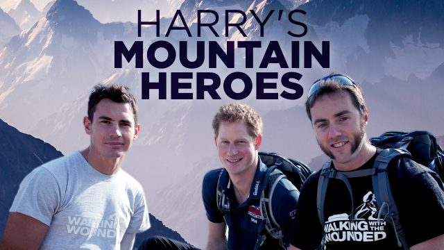Na Mount Everest s princem Harrym -dokument
