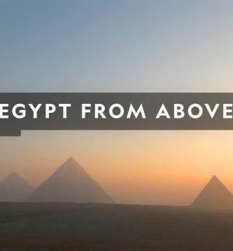 Egypt z výšky – Starověká říše -dokument