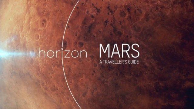 Turistův průvodce po Marsu -dokument