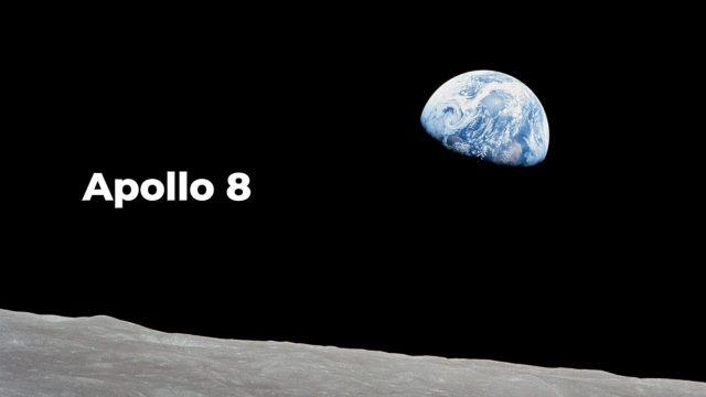 Apollo 8: Mise, která změnila svět -dokument