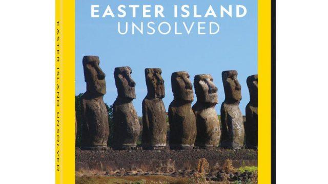 Tajemný Velikonoční ostrov -dokument
