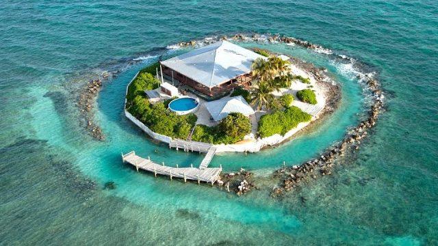 Ostrovy na prodej -dokument