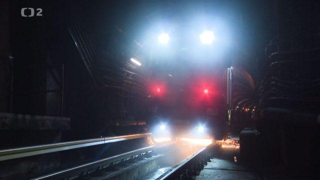 24 hodin pražského metra -dokument