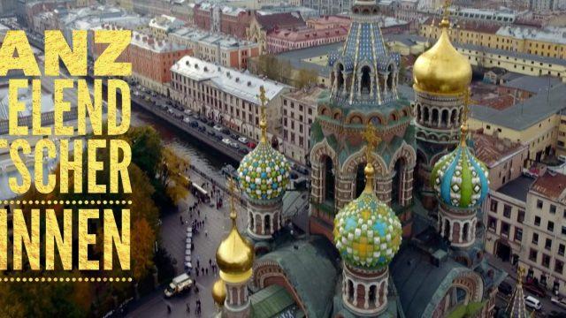 Lesk a bída ruských careven -dokument