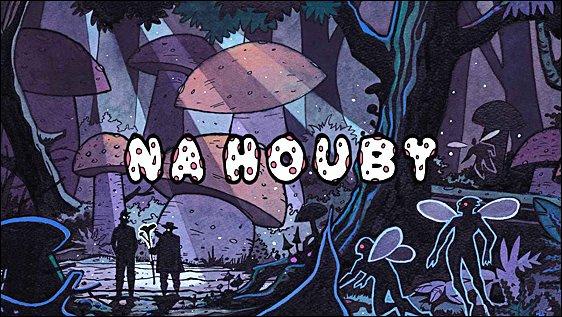 Na houby (komplet 1-13) -dokument