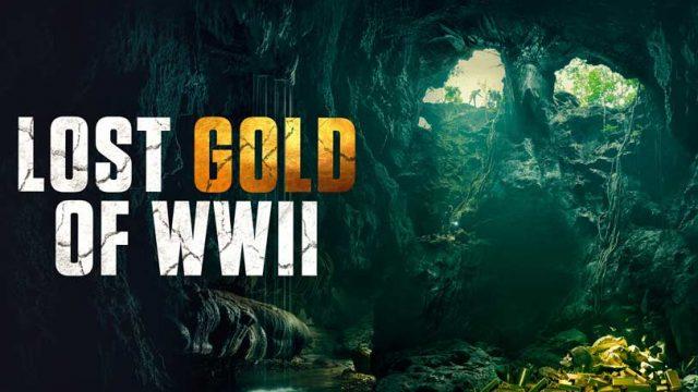 Ztracené zlato 2. světové války / část 2: X označuje místo -dokument