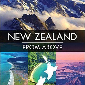Nový Zéland (komplet 1-5) -dokument